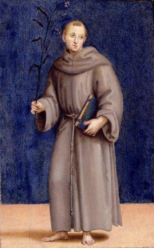 Raffaello Sanzio - St. Anthony of Padua