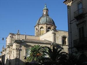 Kathedrale San Giovanni in Ragusa Superiore