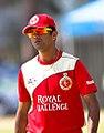 Rahul dravid Bangalore Royal Challengers (cropped).jpg