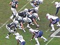 Raiders on offense at New England at Oakland 12-14-08 2.JPG