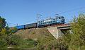 Railway in Naramowice, Poznan, ET22 857.JPG