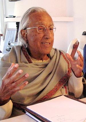 Raimon Panikkar - Raimon Panikkar in 2007