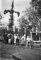 Raising the Midsummer pole, Rättvik, Dalarna, Sweden (7751510720).jpg