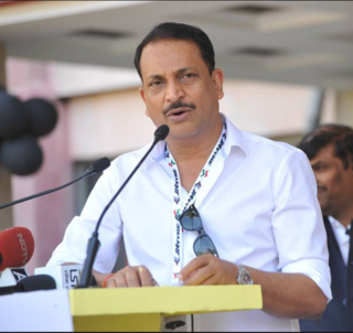 Rajiv Pratap Rudy Indian politician