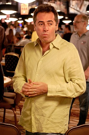 Ralph Perry (poker player) - Ralph Perry at the 2008 World Series of Poker