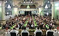 Ramadan 1439 AH, Qur'an reading at Musalla of Shah Abdul Azim Mosque - 25 May 2018 02.jpg