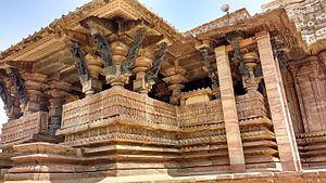 Ramappa Temple - Image: Ramappa Temple 02