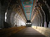 Rameswaram Temple Inside.jpg