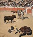Ramon Casas - Bulls (Dead Horses) - Google Art Project.jpg