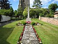Ramsbury, The War Memorial - geograph.org.uk - 1409662.jpg