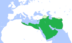 Location of Rashidun