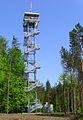 Rauen Aussichtsturm in den Rauenschen Bergen1.JPG