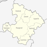 Razgrad Oblast map HR.png