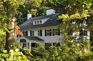 Eaton–Prescott House - Image: Reading MA Eaton Prescott House