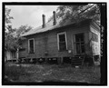 Rear view. - Sam Farkas Estate, House, 300 Mercer Avenue, Albany, Dougherty County, GA HABS GA-1175-D-3.tif