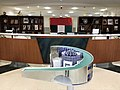 Reception area inside UAE National Archives, Abu Dhabi, UAE.jpg