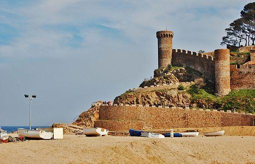 Recinte emmurallat i Castell de Tossa (Tossa de Mar) - 5