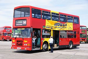 Red Rose Travel bus (T309 ORP), 2010 North Weald bus rally.jpg
