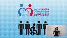File:Red de museos para la atencion a personas con discapacidad.webm