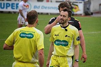 James Child - Image: Referee James Child