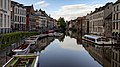 Reflections in the River Leie (33960062468).jpg