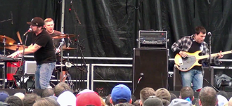 Reggie and the Full Effect - Reggie and the Full Effect at Riot Fest 2013