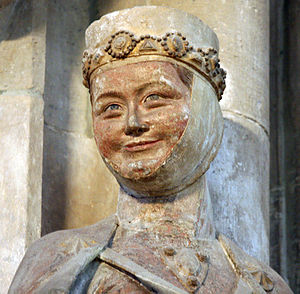 Regelinda - Naumburg Cathedral portrait