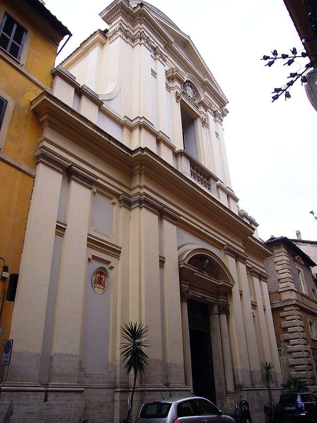 Église Santa Lucia del Gonfalone