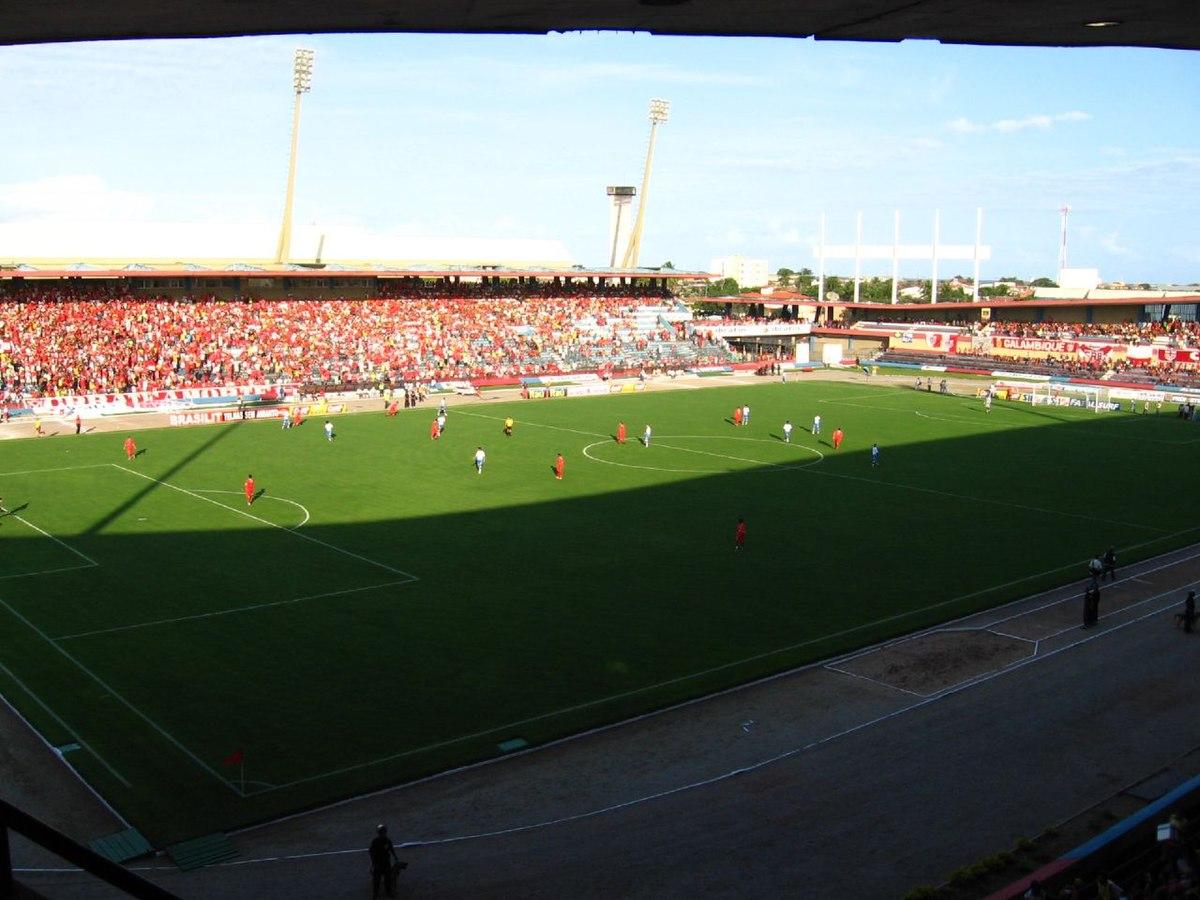 Estádio Rei Pelé - Wikipedia