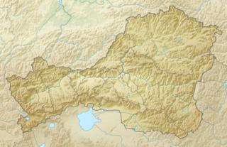 Tannu-Ola mountains Central Asian mountain range
