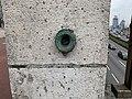 Repère Nivellement Pont Avenue Porte Charenton - Paris XII (FR75) - 2020-10-17 - 1.jpg