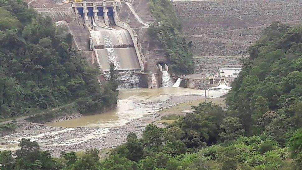 Represa Hidroel%C3%A9ctrica Reventaz%C3%B3n, Costa Rica (1)