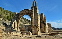 Restes del monestir de Vallsanta (Guimerà) - 1.jpg