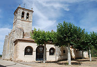 Revilla de Collazos Church of San Andrés 001.jpg