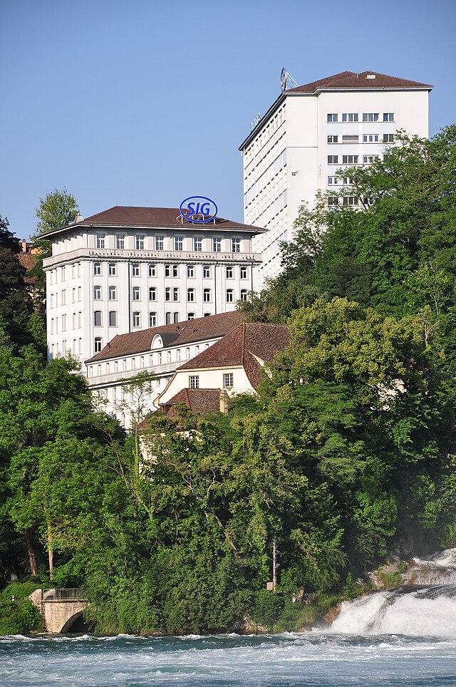 Neuhausen am Rheinfall Wikiwand