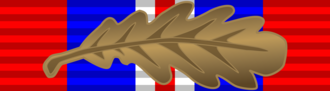 War Medal 1939–1945 - Mentioned in Dispatches