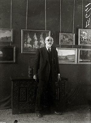 Ricardo Baroja - Ricardo Baroja in San Sebastián in 1938.