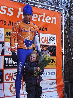 Richard Groenendaal Dutch racing cyclist