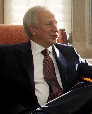 Richard H. Brodhead - Brodhead in 2012