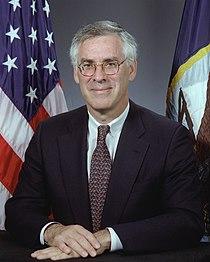 Richard Danzig, official Navy photo.jpg