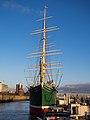 Rickmer Rickmers ship docked at Hamburg, 2016 (25518706390).jpg