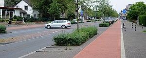 Sittard-Geleen - Image: Rijkswegboulevard with crossroad facility