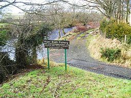 River Bush Fishery, Magherahoney - geograph.org.uk - 1728273.jpg