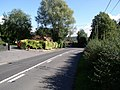 Road junction south of Potterne - geograph.org.uk - 247565.jpg