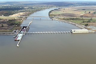 Robert S. Kerr Reservoir