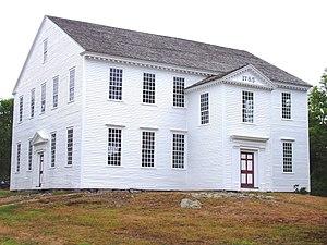 Rocky Hill Meeting House - Rocky Hill Meeting House, Amesbury, Massachusetts.