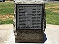 Roll of honour, Mayne Medical School, University of Queensland.JPG