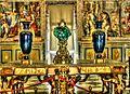 Rom - Vatikanische Museen, Sammlung im Großer Saal der Bibliothek, Salone Sistino (8260274391).jpg