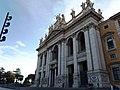 Roma, Basilica di San Giovanni in Laterano, facciata (2).jpg