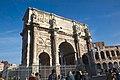 Roma - Coliseo Romano - 004 - Arco de Constantino.jpg